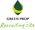 GreenProp Recruiting site